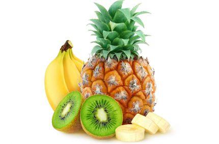 Corbeille de fruits pour les fêtes